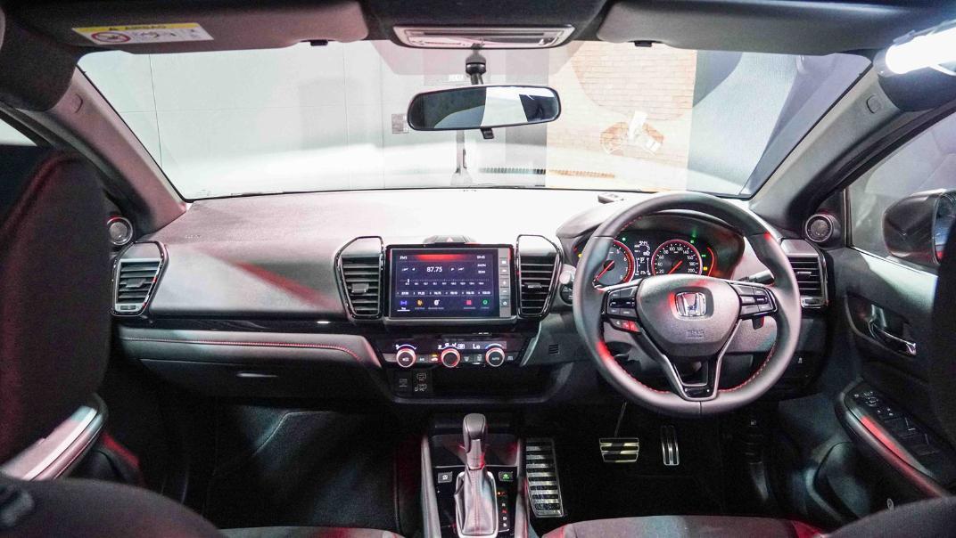 2021 Honda City Hatchback International Version Interior 012