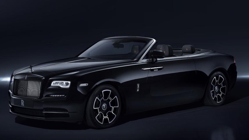 2018 Rolls Royce Dawn Black Badge Exterior 001