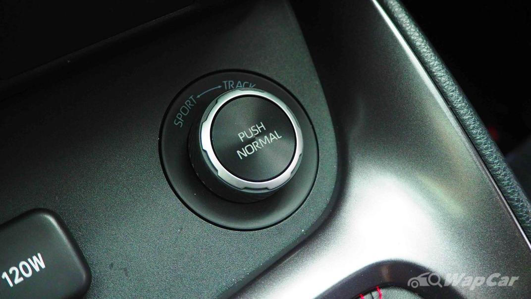 2021 Toyota GR Yaris Interior 017