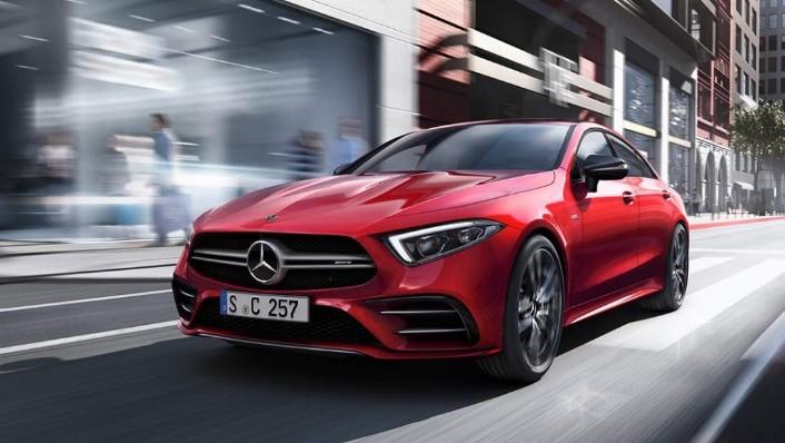 Mercedes-Benz AMG CLS (2019) Exterior 003