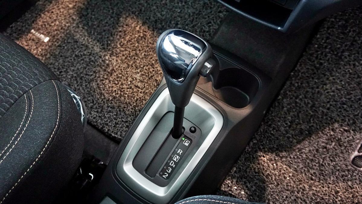 2019 Perodua Axia Style 1.0 AT Interior 070