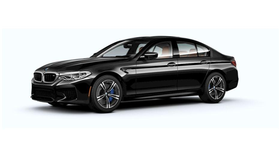 BMW M5 (2019) Others 005