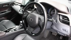 2019 Toyota C-HR 1.8 Exterior 003