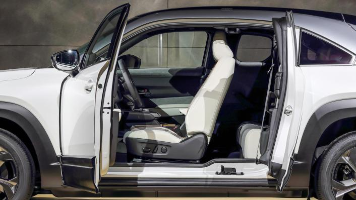 2020 Mazda MX-30 Upcoming version Interior 003