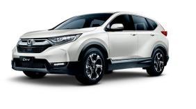 Honda CR-V (2018) Exterior 001