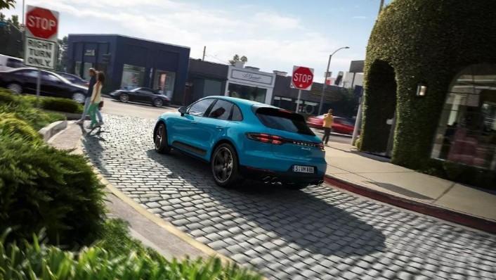 Porsche Macan (2019) Exterior 009