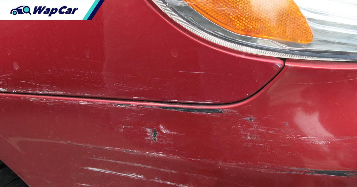 DIY: Scratch your car's paint? Here's how to fix that at home 01