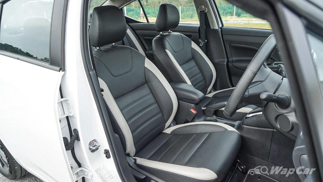 2020 Nissan Almera 1.0L VLT Interior 027