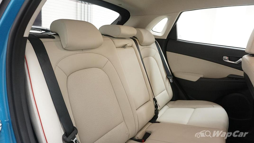 2021 Hyundai Kona 2.0 Active Interior 035