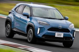 2021 Toyota Yaris Cross to make ASEAN debut in Singapore later this week