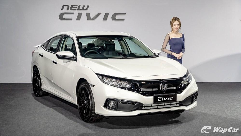 2020 Honda Civic 1.5 TC Premium Exterior 058