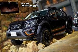 Nissan Navara N-Trek Warrior debuts in Thailand with 190 PS, watch out Ford Ranger Raptor!