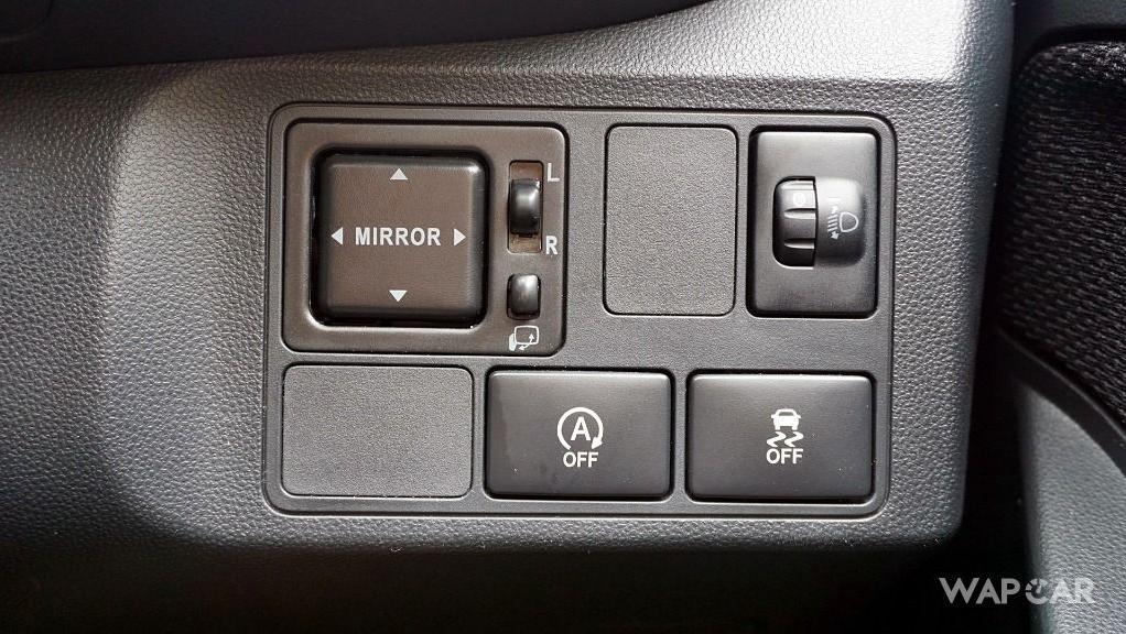 2018 Perodua Myvi 1.3 X AT Interior 012