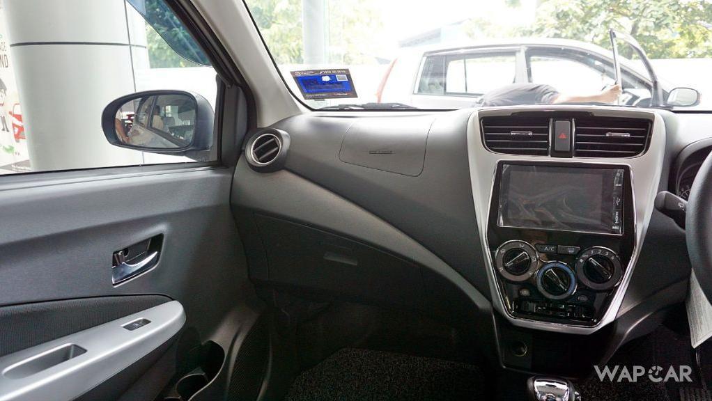 2019 Perodua Axia AV 1.0 AT Interior 044