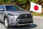 Toyota Corolla Cross日本生产在即,将与新款HR-V竞争