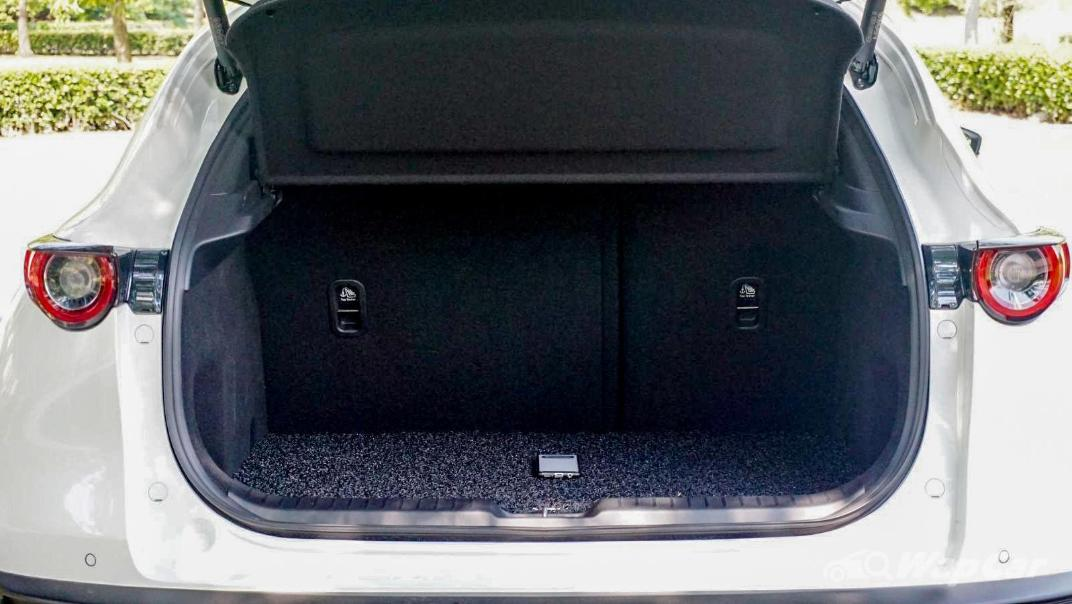 2020 Mazda CX-30 SKYACTIV-G 2.0 High Interior 063