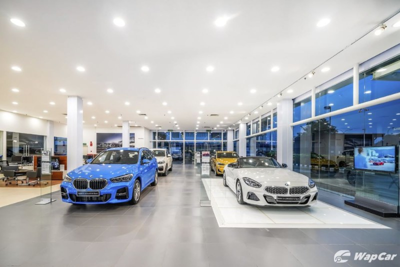 New BMW and MINI 4S centre opening this month in Tebrau 02