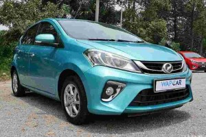 Perodua Myvi is still the best-selling car in Malaysia in 2019