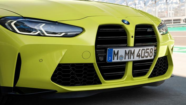 2021 BMW M4 Competition Coupe Exterior 010