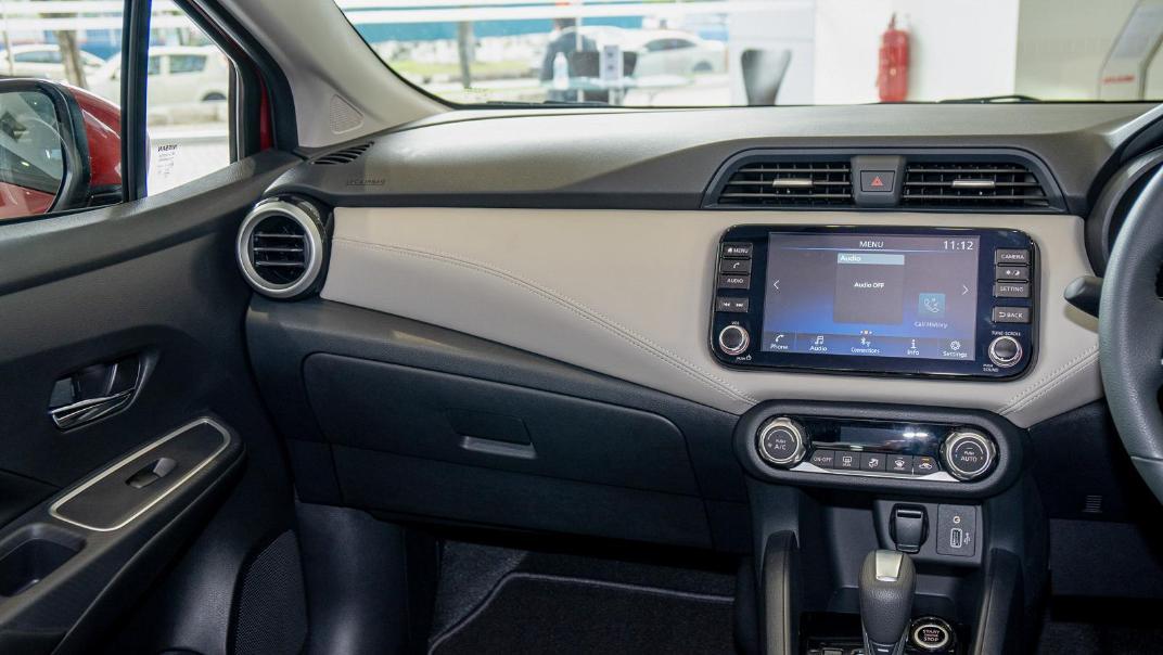 2020 Nissan Almera 1.0L VLT Interior 072