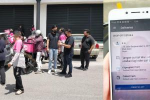 Bateriku.com & 15 'rider' Foodpanda kena 'prank' hantar makanan bernilai hampir RM 500