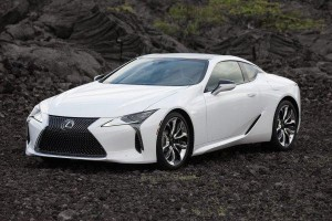 Refreshed 2020 Lexus LC Coupe, lighter and more comfortable