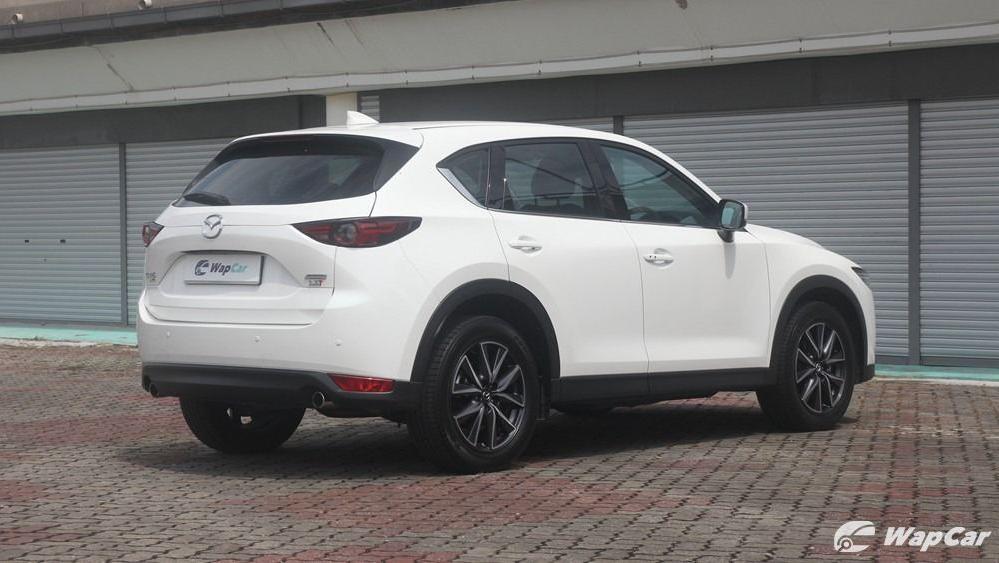 2019 Mazda CX-5 2.5L TURBO Exterior 041
