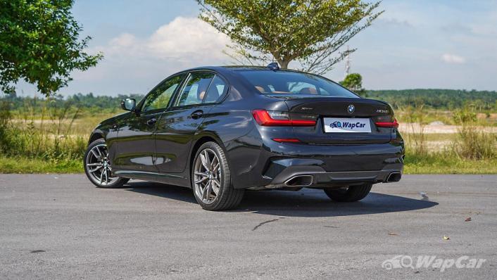 2020 BMW M3 M340i xDrive Exterior 007