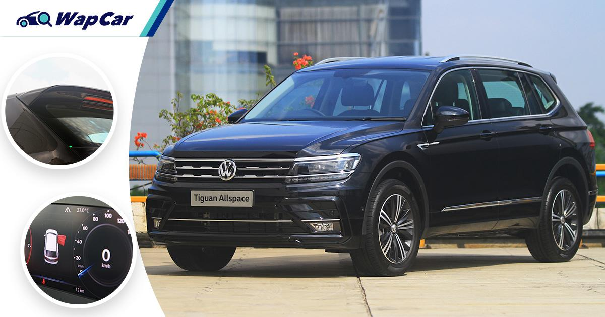 Indonesia launches 2021 VW Tiguan Allspace Sport Edition - Cleaner looks, 18-inch wheels 01
