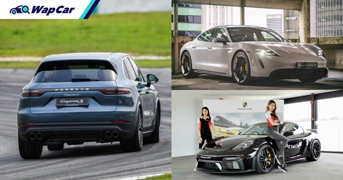 Porsche's H1 2021 sales is up 31 percent, exceeds pre-Covid, Cayenne leading 01