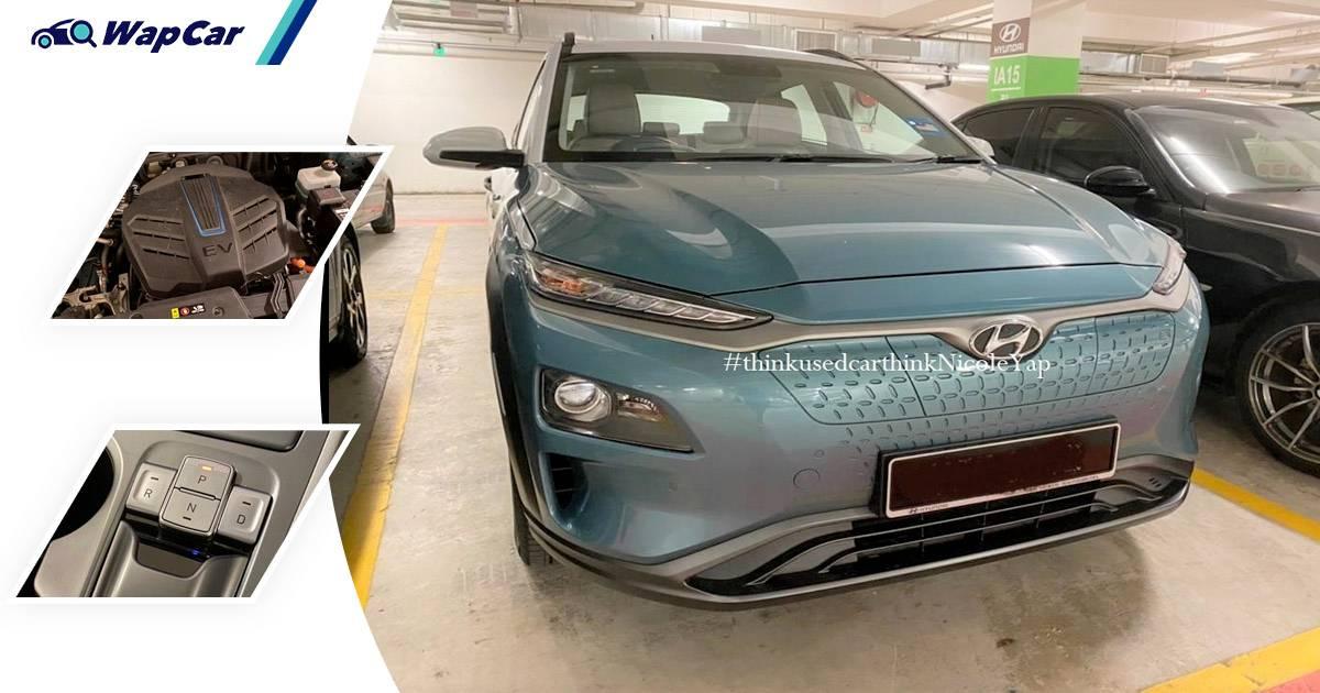 Fancy a Korean EV? This Hyundai Kona EV can be yours for RM 180k 01