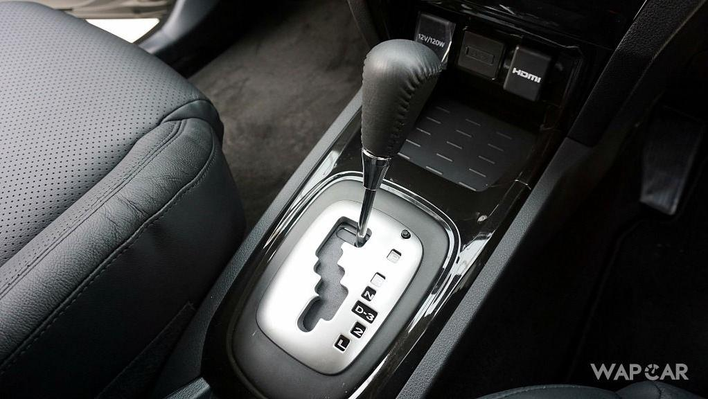 Perodua Aruz (2019) Interior 012