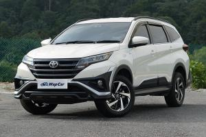 Toyota Rush 2019 – baloi bayar RM 20,000 lebih dari Perodua Aruz?