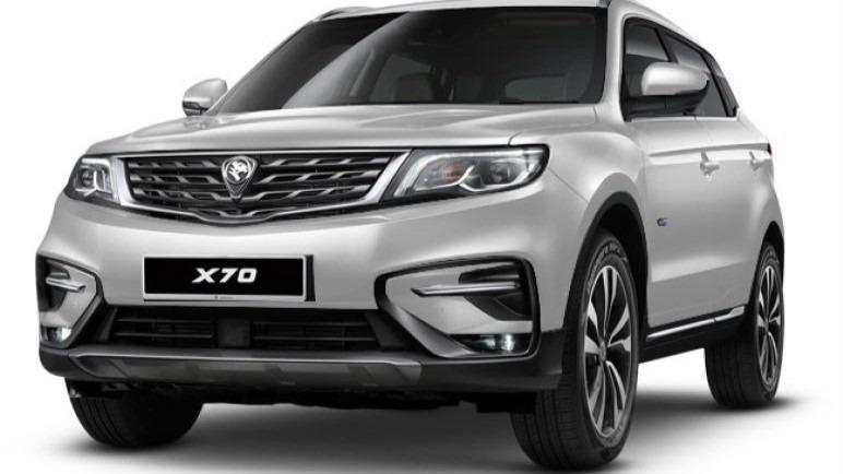 Proton X70 (2018) Others 002