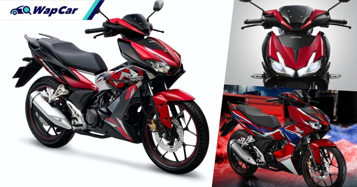 'Goyang' dengan Exciter 155 VVA! Honda Winner X bakal lebih berkuasa, canggih? 01