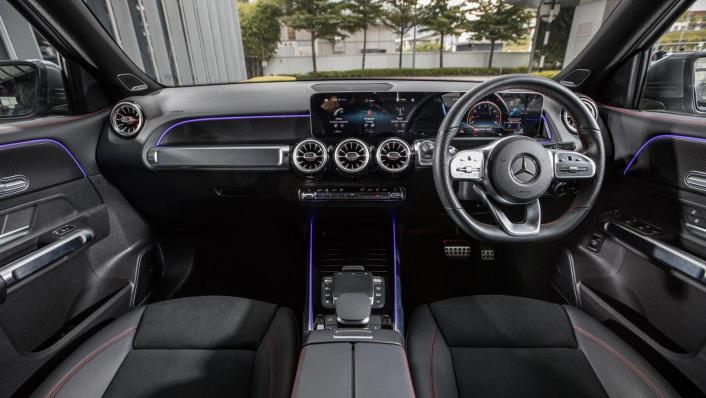 2020 Mercedes-AMG GLB 35 4MATIC Interior 001