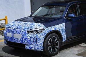 New BMW iX3 to be released by end of 2020, shares platform with X3