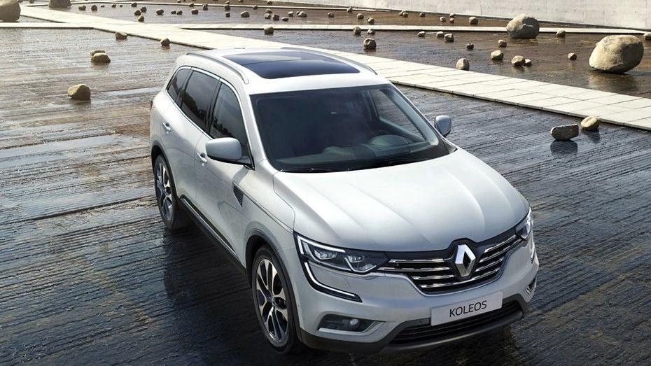 Renault Koleos (2019) Exterior 003