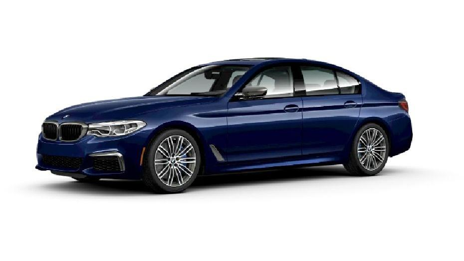 BMW 5 Series (2019) Others 006