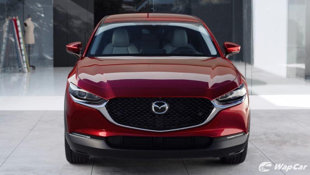 2020 Mazda CX-30 Exterior 036