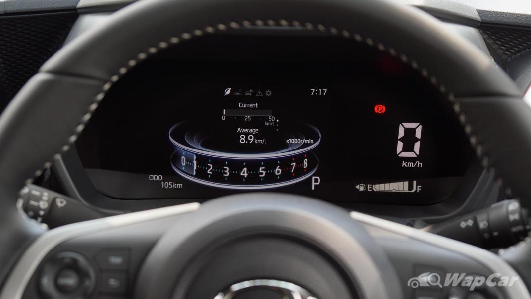 2021 Perodua Ativa 1.0L Turbo AV Special Metallic Interior 025