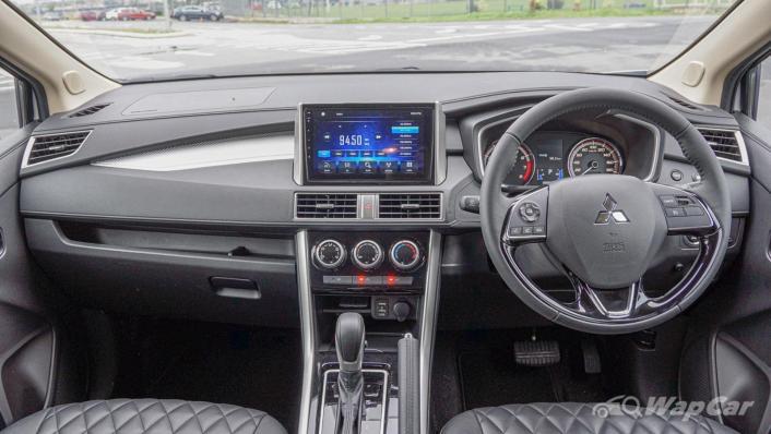 2020 Mitsubishi Xpander 1.5 L Interior 001