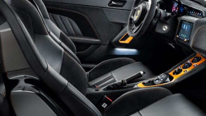2019 Lotus Evora GT Interior 001