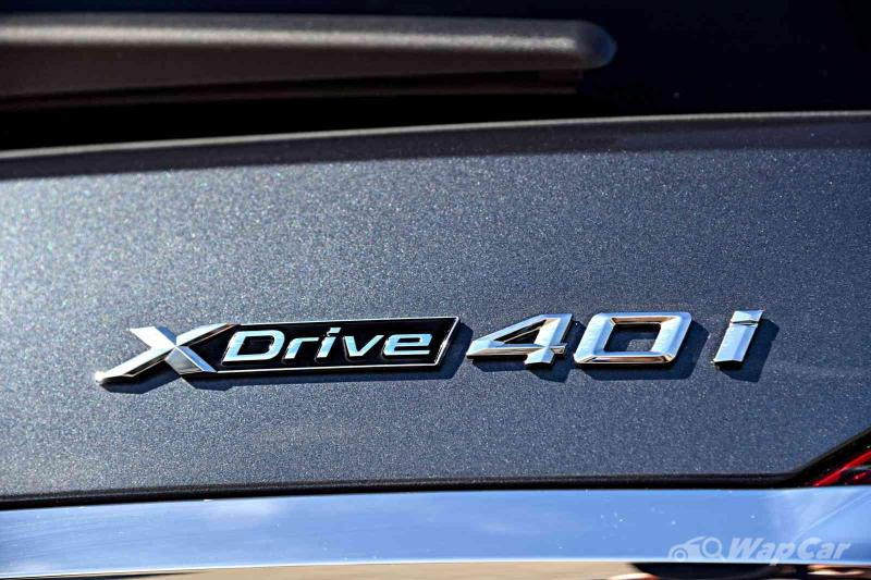 CKD 2021 BMW X7 xDrive40i launched in Malaysia, now with ACC, RM 708k 02
