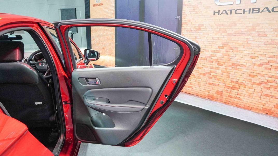 2021 Honda City Hatchback International Version Interior 025