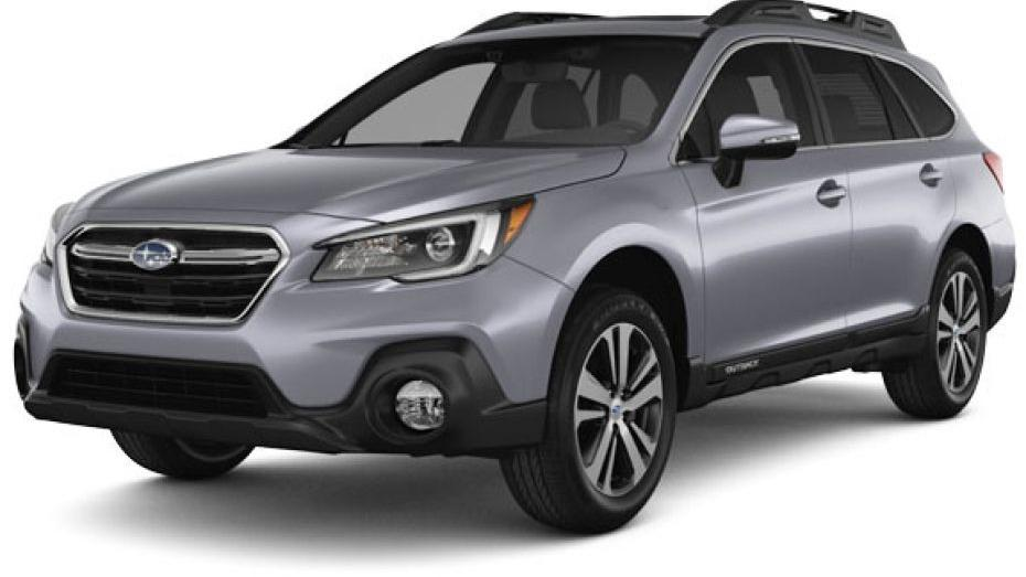 Subaru Outback (2018) Others 002