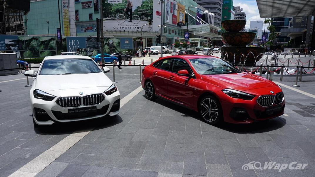 2020 BMW 2 Series 218i Gran Coupe Exterior 084