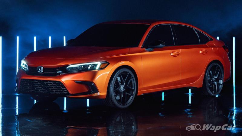 Bocor: Honda Civic FE - generasi baru Civic, 2 pilihan enjin VTEC! 02