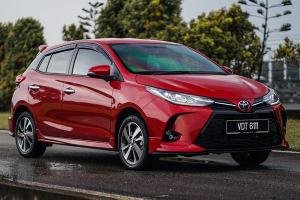 New 2021 Toyota Yaris facelift now open for booking - price from RM 71k, TSS, 3 variants