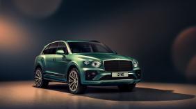 2020 Bentley Bentayga V8 Normal Edition Exterior 002